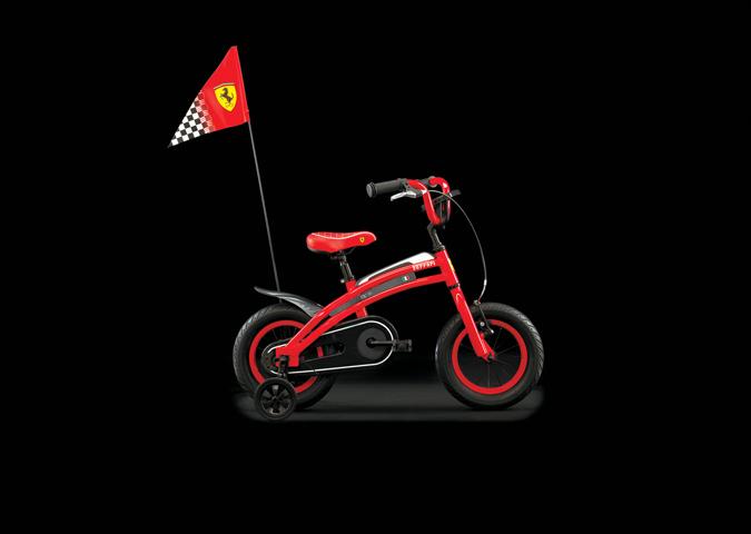 【法拉利单车】高清图片
